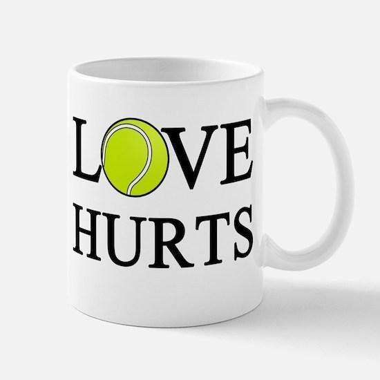 Love Hurts (light) Mug