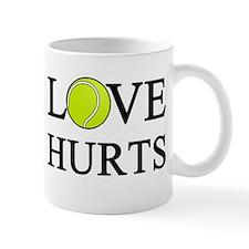 Love Hurts (light) Small Mugs