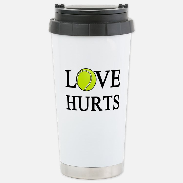 Love Hurts (light) Travel Mug