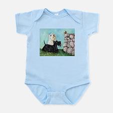 Scotties and Wren Infant Bodysuit
