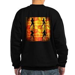 Ladies on Fire Sweatshirt