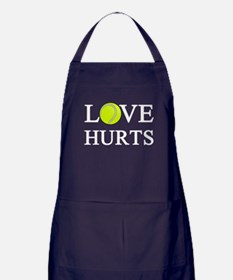 Love Hurts (dark) Apron (dark)