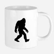 Bigfoot Silhouette 20 oz Ceramic Mega Mug