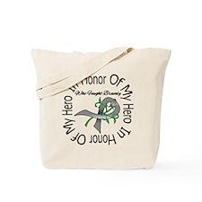 Brain Tumor Hero Tote Bag