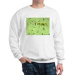 I Love Grass Sweatshirt