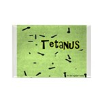 I Love Grass Rectangle Magnet (100 pack)