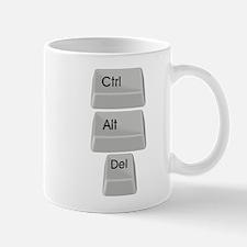 Ctrl Alt Delete Mug