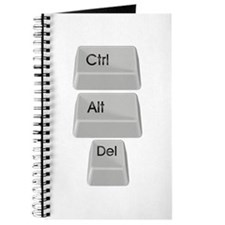 Ctrl Alt Delete Journal