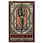 Dissent Large Poster