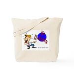 No Heckling Comedian Tote Bag