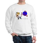 No Heckling Comedian Sweatshirt