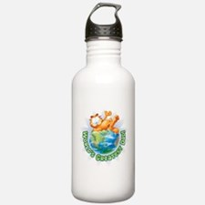 World's Greatest Dad! Water Bottle