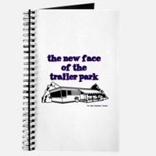 New Face Of The Trailer Park Journal