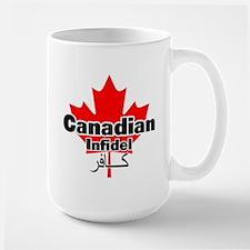 Canadian Infidel Ceramic Mugs