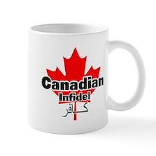 Canadian Infidel Mug