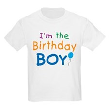 I'm the Birthday Boy Kids T-Shirt