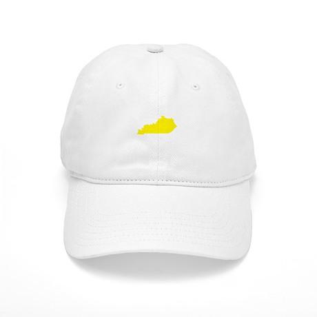 Yellow Kentucky Cap