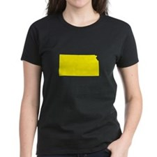 Yellow Kansas Tee
