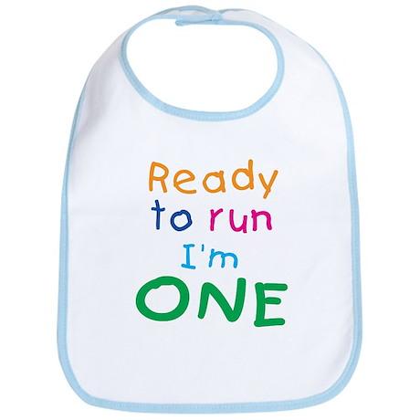 Ready to run I'm ONE Bib