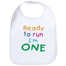 Ready to run I'm ONE Bib