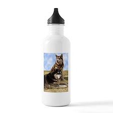 Malamute Sweetness Water Bottle