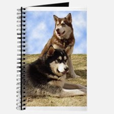 Malamute Sweetness Journal