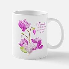 Watercolor Flowers Mug