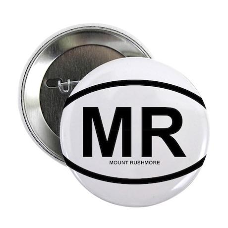 """MR - Mount Rushmore 2.25"""" Button"""