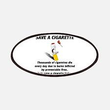 Save a cigarette Patches