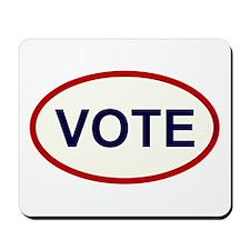 VOTE - Voter Mousepad