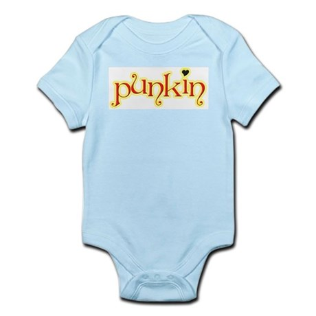punkin Infant Bodysuit
