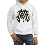 Tribal Woven Blades Hooded Sweatshirt