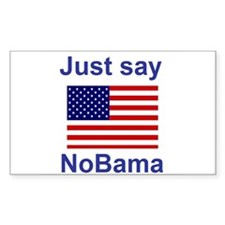 Just say NoBama Bumper Stickers