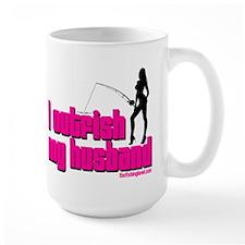 Outfish My Husband Sexy Mug