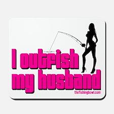 Outfish My Husband Sexy Mousepad