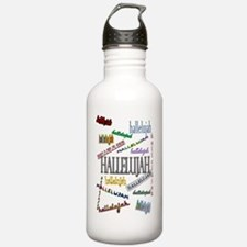 Hallelujah Water Bottle