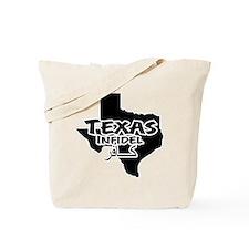 Texas Infidel Tote Bag