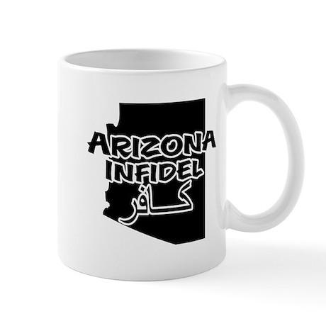 Arizona Infidel Mug