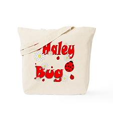 Haley Bug Tote Bag