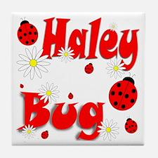 Haley Bug Tile Coaster