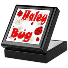 Haley Bug Keepsake Box
