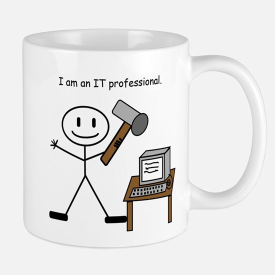 it pro Mugs