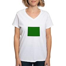 Green Wyoming Shirt
