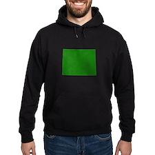 Green Wyoming Hoody