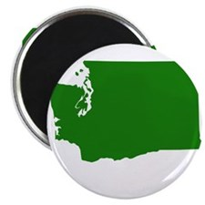 Green Washington Magnet