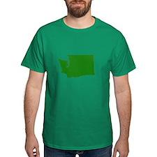 Green Washington T-Shirt