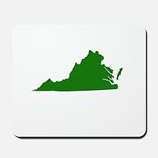 Green Virginia Mousepad