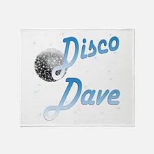 Disco Dave Throw Blanket