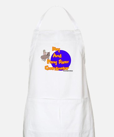 Dog And Pony Show Coordinator BBQ Apron