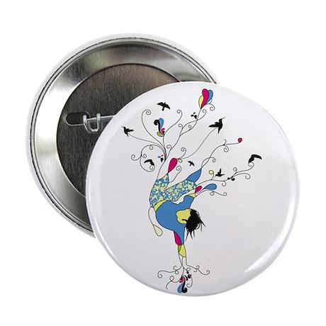 Capoeira Player Button